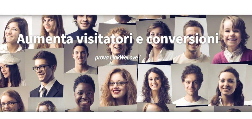 Linkwelove e i content editor: come sponsorizzare contenuti e guadagnare